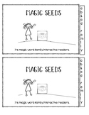 Magic Seeds interactive word family cvc readers- ab & ad families