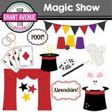 Magic Show Clipart