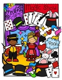 Magic Show {Creative Clips Digital Clipart}