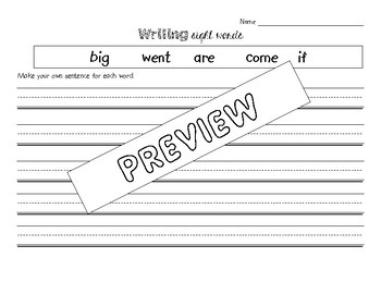 Magic Sight Words 2nd edition (Dolch)