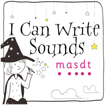 Magic Sounds Phonics: Set 1: m a s d t