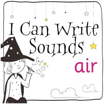 Magic Sounds Phonics: Set 15: air