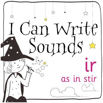 Magic Sounds Phonics: Set 16: ir (as in stir)