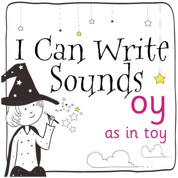 Magic Sounds Phonics: Set 18: oy (as in toy)