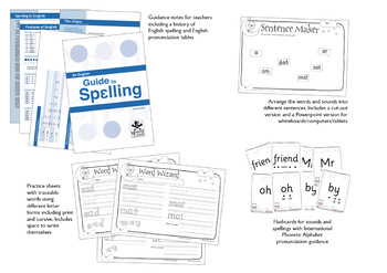 Magic Sounds Phonics: Set 19: Exception Words (4-6 years)