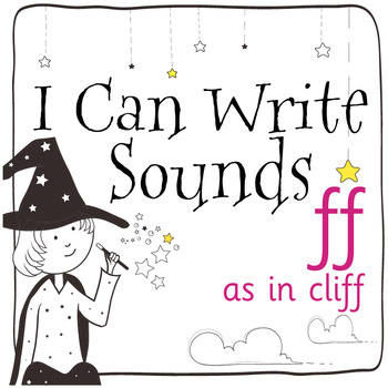 Magic Sounds Phonics: Set 20: ff (as in cliff)