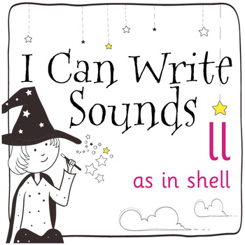 Magic Sounds Phonics: Set 21: ll (as in shell)