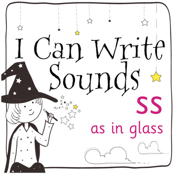 Magic Sounds Phonics: Set 22: ss (as in glass)