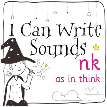 Magic Sounds Phonics: Set 25: nk (as in think)