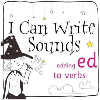 Magic Sounds Phonics: Set 32: adding -ed to verbs