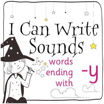 Magic Sounds Phonics: Set 36: words ending with -y (as in belly)