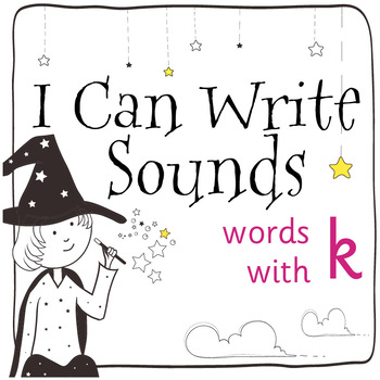 Magic Sounds Phonics: Set 37: words  with k (as in keep)