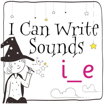 Magic Sounds Phonics: Set 42: words  with i_e (as in glide)