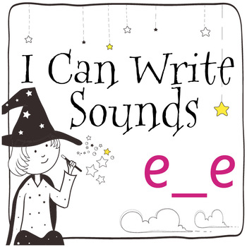 Magic Sounds Phonics: Set 56: words  with e_e (as in compete)