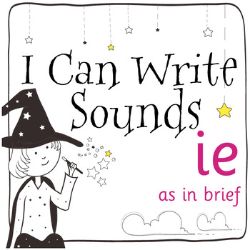 Magic Sounds Phonics: Set 62: words  with ie (as in brief)
