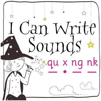 Magic Sounds Phonics: Set 7: qu x ng nk