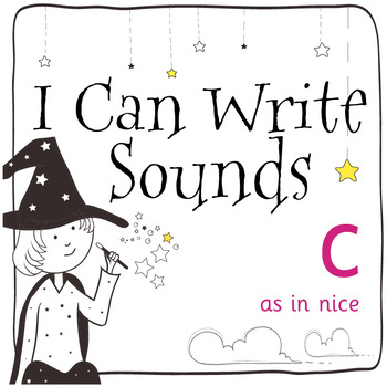 Magic Sounds Phonics: Set 74: words with c (as in nice)