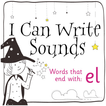 Magic Sounds Phonics: Set 78: words that end with el