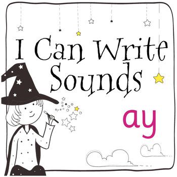 Magic Sounds Phonics: Set 8: ay