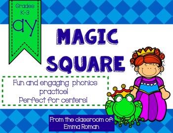 Magic Square AY