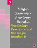Magic Squares - Anatomy Bundle