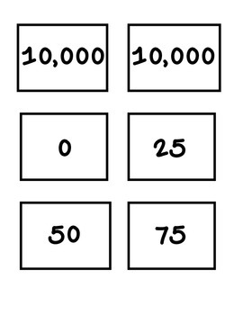 Magic Squares Review Game