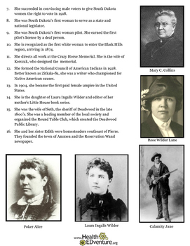 Women from History
