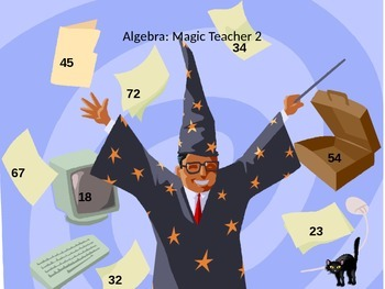 Magic Teacher 2 Powerpoint