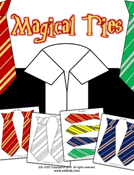 Magic Tie Activity