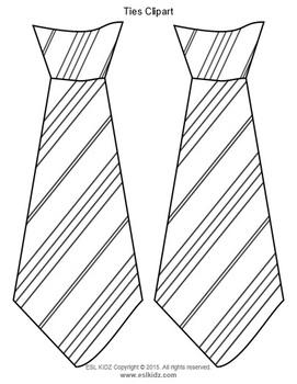 Magic Tie Activity