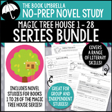 Magic Tree House #1-28 Novel Study Bundle