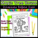 Magic Tree House #1 Dinosaurs Before Dark Book Club Packet