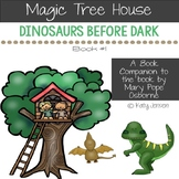 Dinosaurs Before Dark Book Companion & STEM Activities