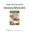 Magic Tree House #1 Dinosaurs Before Dark Novel Study