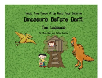 Magic Tree House #1: Dinosaurs Before Dark, Ten Lessons