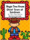 Magic Tree House #10 Ghost Town at Sundown