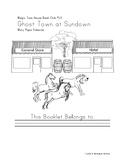 Magic Tree House #10: Ghost Town at Sundown