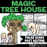 Magic Tree House #12 Polar Bears Past Bedtime Distance Learning