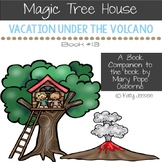 Vacation Under the Volcano Book Companion & STEM