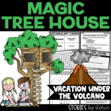 Magic Tree House #13 Vacation Under the Volcano Book Questions