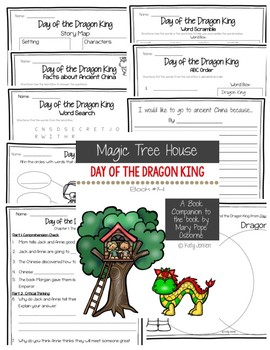 Day of the Dragon King Book Companion