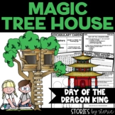 Magic Tree House #14 Day of the Dragon King Book Questions