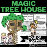 Magic Tree House #16 Hour of the Olympics Book Questions