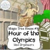 Magic Tree House #16 Hour of the Olympics Idea Organizers
