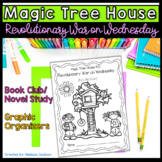 Magic Tree House #17 Tonight on the Titanic Book Club Packet Comprehension