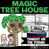 Magic Tree House #17 Tonight on the Titanic Book Questions