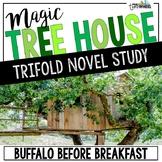 Buffalo Before Breakfast Novel Study Unit - Magic Tree House #18