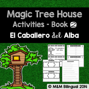 Magic Tree House #2 {Spanish}