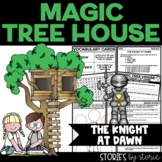 Magic Tree House #2 Knight at Dawn Book Questions