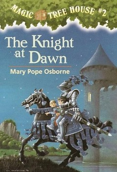 Magic Tree House #2 The Knight at Dawn Powerpoint (Vocab/Writing Workshop)